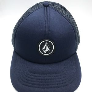 Volcom V Quarter Cheese Hat Navy